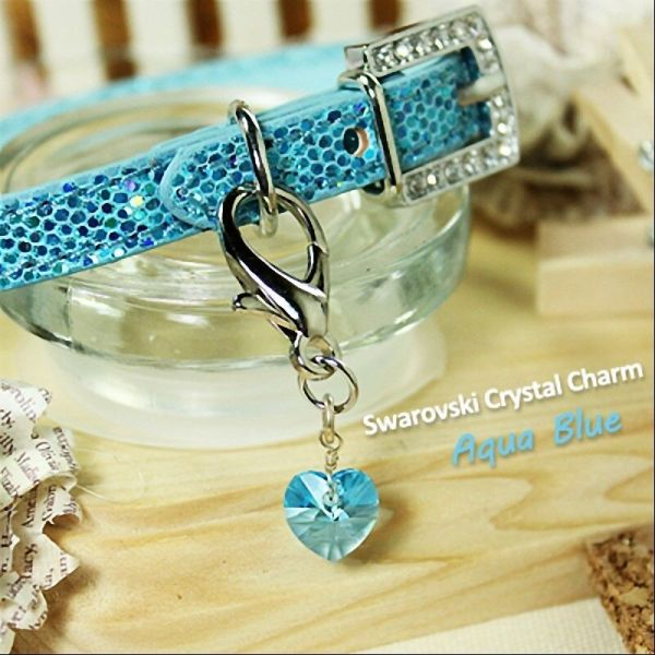 Crystal Dog Collar Charms