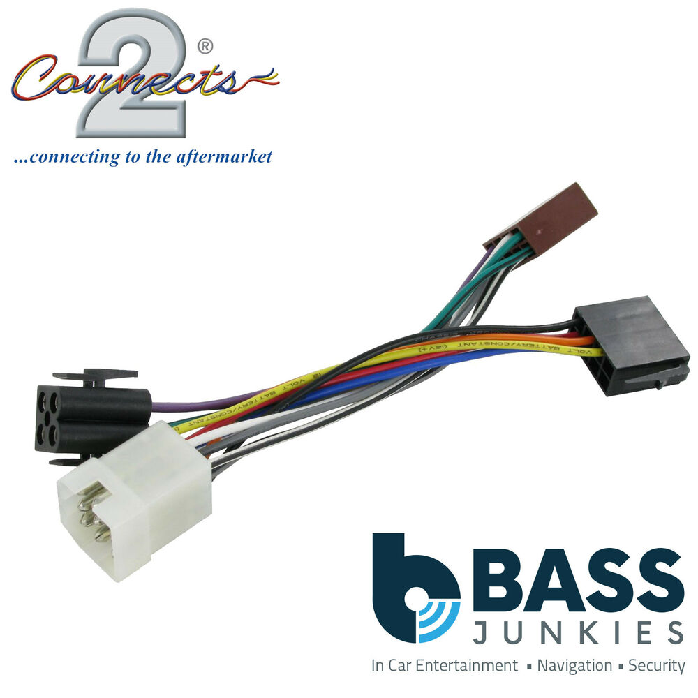 hight resolution of details about connects2 ct20vl03 volvo 240 81 90 car stereo radio iso harness adaptor wiring