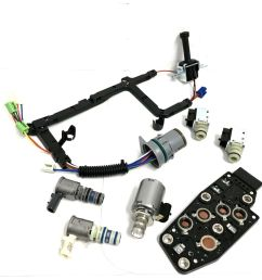 details about 4l60e solenoid set including wire harness 2003 2005 for gm 7 pieces [ 1000 x 1000 Pixel ]