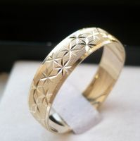 NEW ARRIVAL! 10K SOLID GOLD MEN'S/ WOMEN'S WEDDING BAND ...
