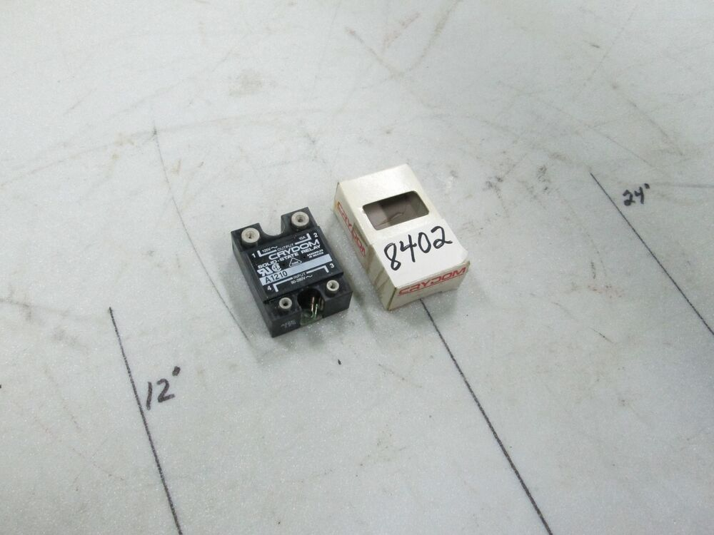 Crydom Solid State Relay P N A Input 90 280v Output