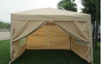 MCombo 10x10 EZ POP UP 4 WALLS CANOPY PARTY TENT GAZEBO ...