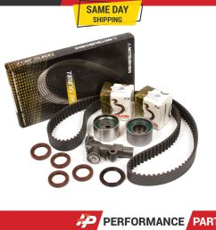 details about dodge stealth mitsubishi 3000gt turbo 6g72 timing belt hydraulic tensioner kit [ 1000 x 1000 Pixel ]