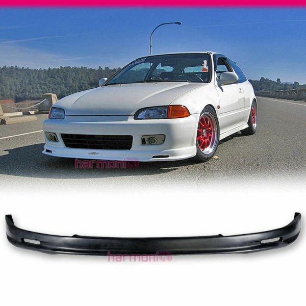 Fits 92-95 Honda Civic Dx Lx Mugen Style Front