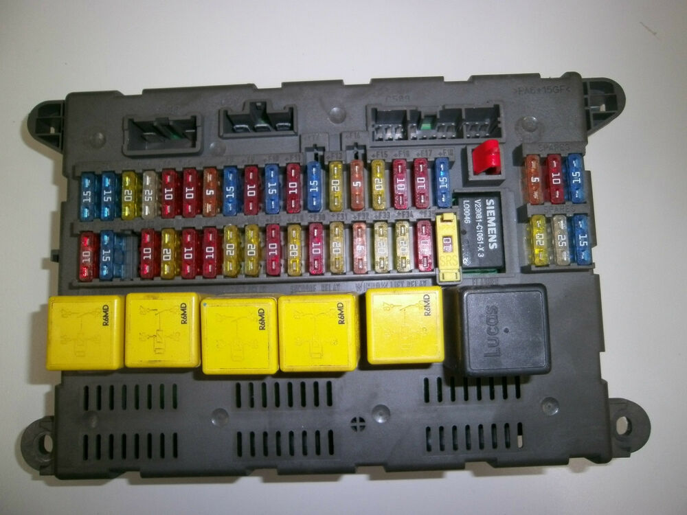 Land Rover Discovery Fuse Box Diagram Car Galleries