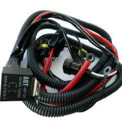 details about hid relay wiring harness xenon kit 9004 9005 9006 h1 h7 h13 h11 high low beam [ 1000 x 942 Pixel ]