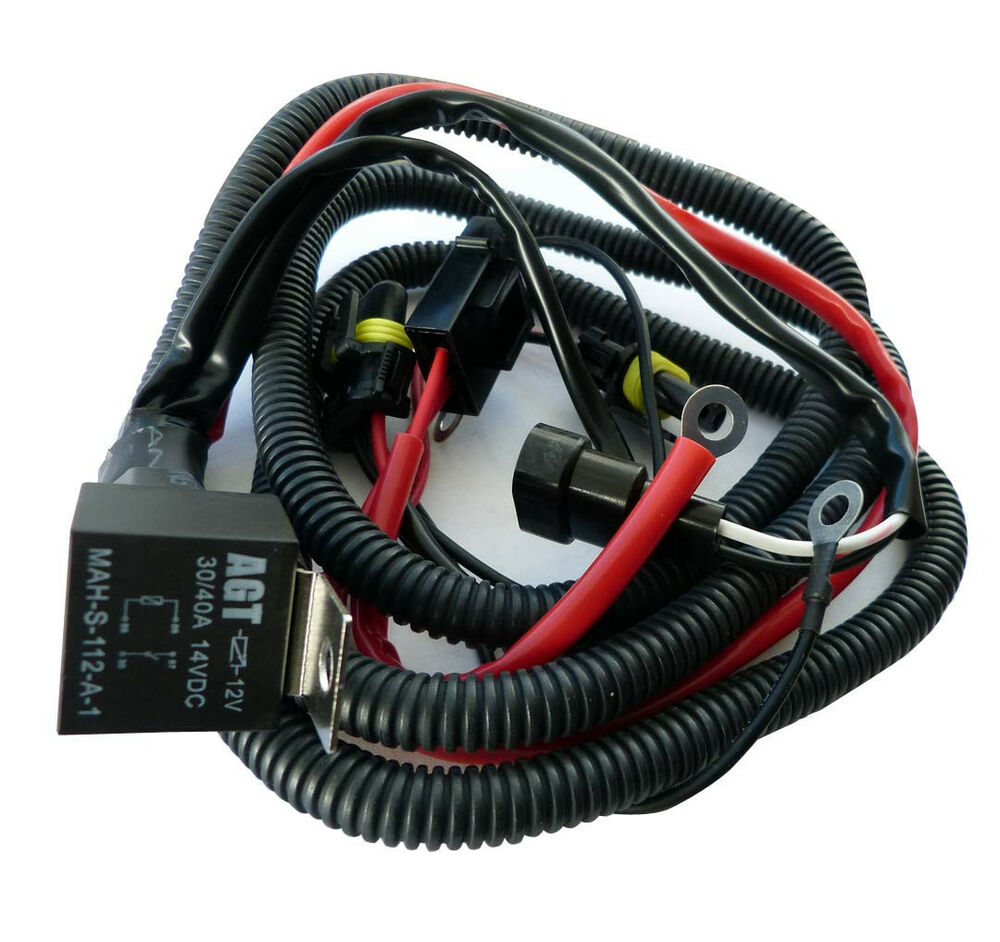 medium resolution of details about hid relay wiring harness xenon kit 9004 9005 9006 h1 h7 h13 h11 high low beam