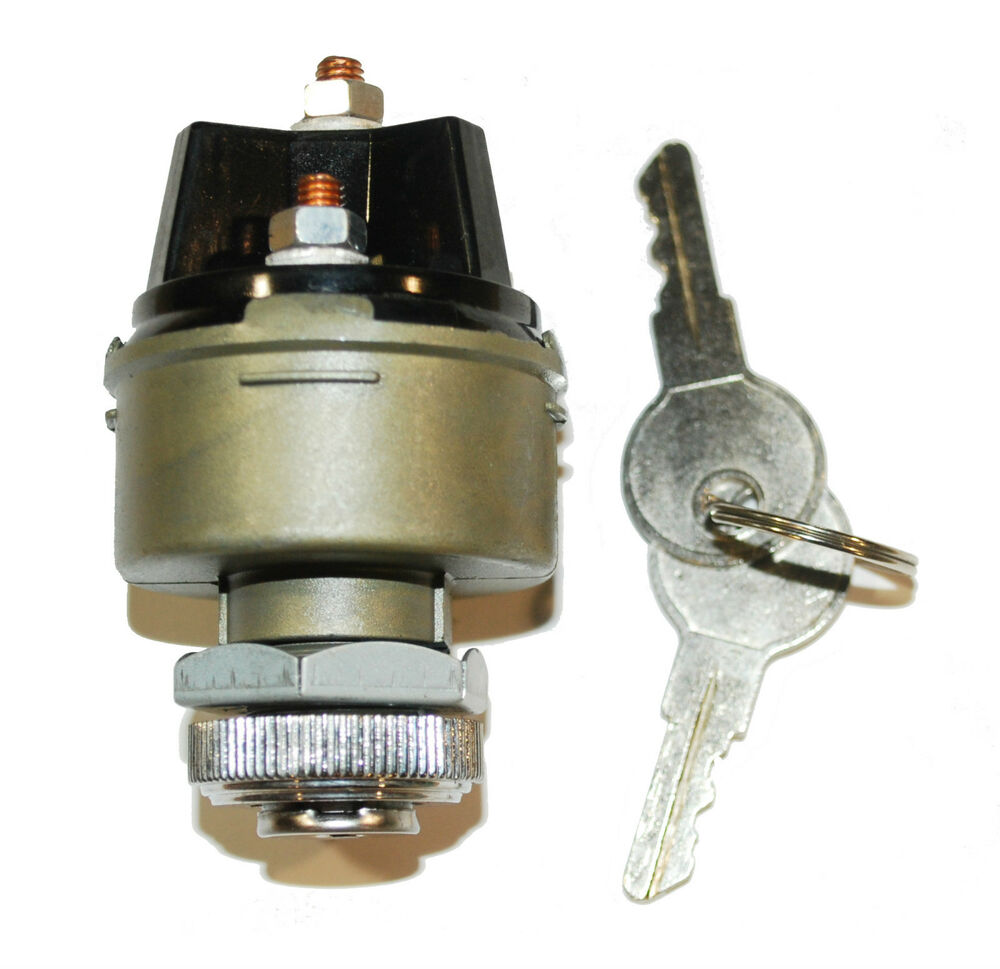 Ignition Starter Switch Us280