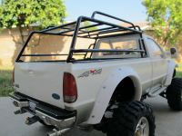 Metal Roof Tool Frame Bed Rack Tamiya R/C 1/10 Ford F350 F ...