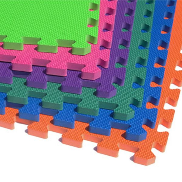 Greatmats Foam Mats Exercise Gym Tiles 5 8