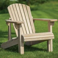 Adirondack Chair Templates and Plan | eBay