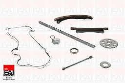 FIAT 500, DOBLO, PUNTO, PANDA, 1.3 DIESEL TIMING CHAIN KIT