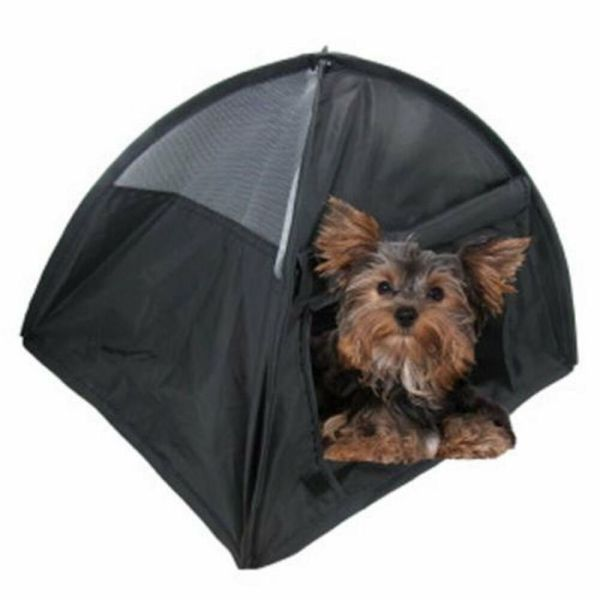Dog Camping Small Tent Nylon Cat Pets Bed Pop Holiday