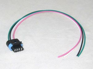 GM Ignition Control Module (ICM) Connector Pigtail  9697
