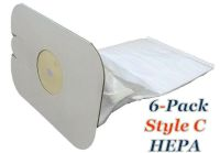 8 Bags for Electrolux Canister Vacuum Style C ~ 4 Ply MADE ...