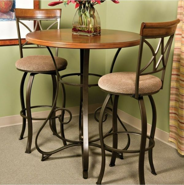 Bar Counter Height Bistro Tables and Chairs