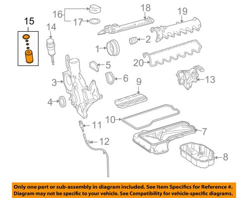 small resolution of details about mercedes oem 07 13 s600 engine oil filter 2751800009