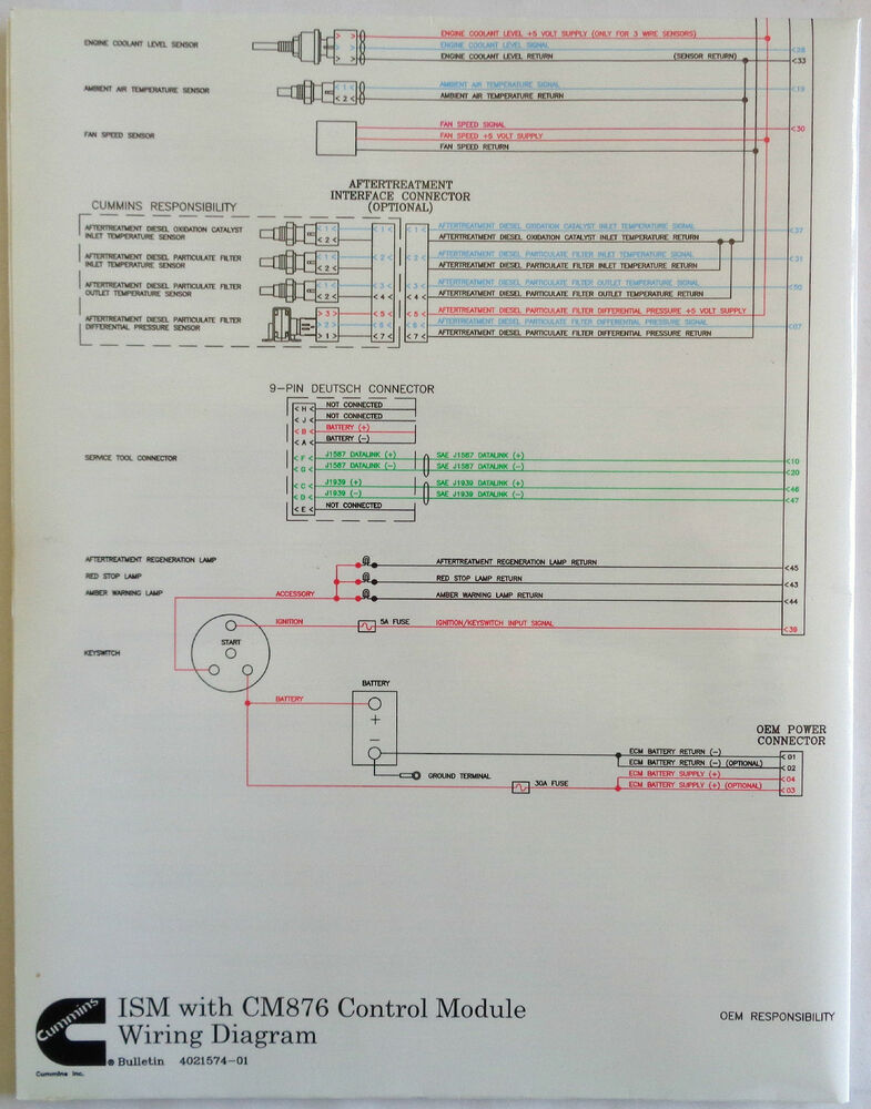 Pcm Wiring Harness Diagram