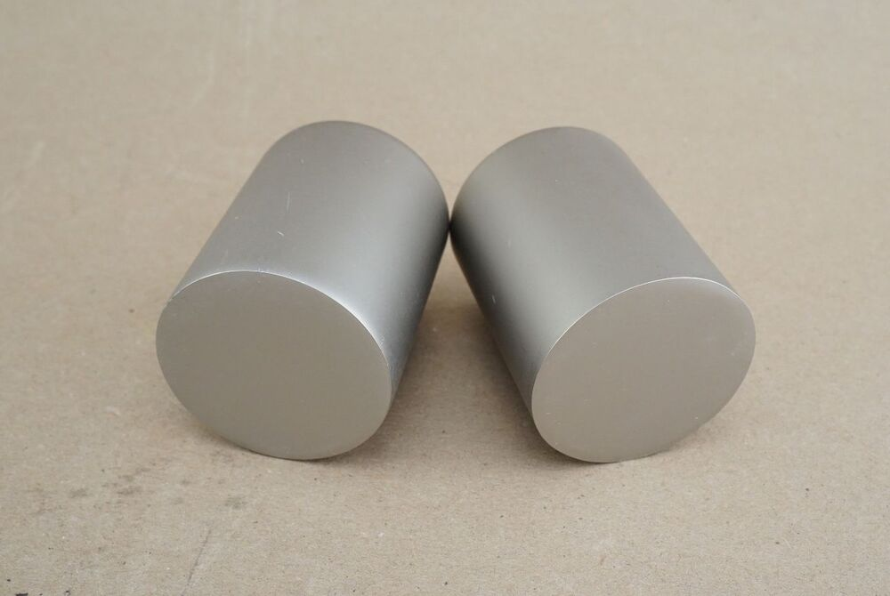 NEW Brushed Nickel West Elm Replacement Oversized Metal