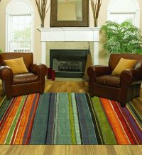Large Area Rug Colorful 8x10 Living Room Size Carpet Home ...