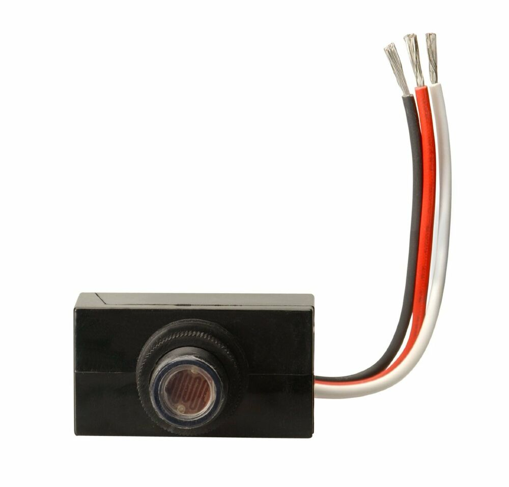 Wiring Post Light Sensor