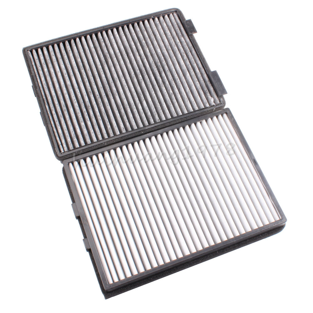 2 Cabin Air Filter for BMW E39 5 Series Sedan M5 Touring
