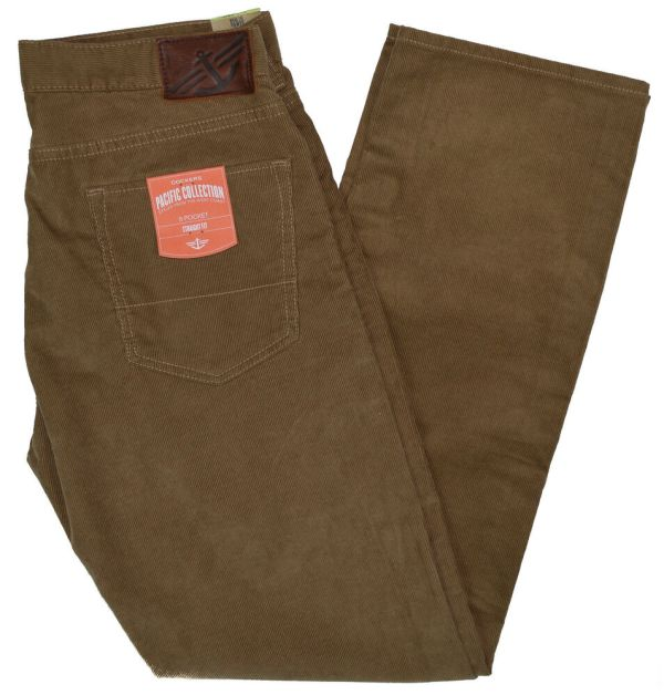 Dockers Men' Straight Fit 5-pocket Pacific Collection Corduroy Pants