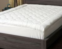 Mattress Protector Cover Quilted Pillow Top Fitted ...