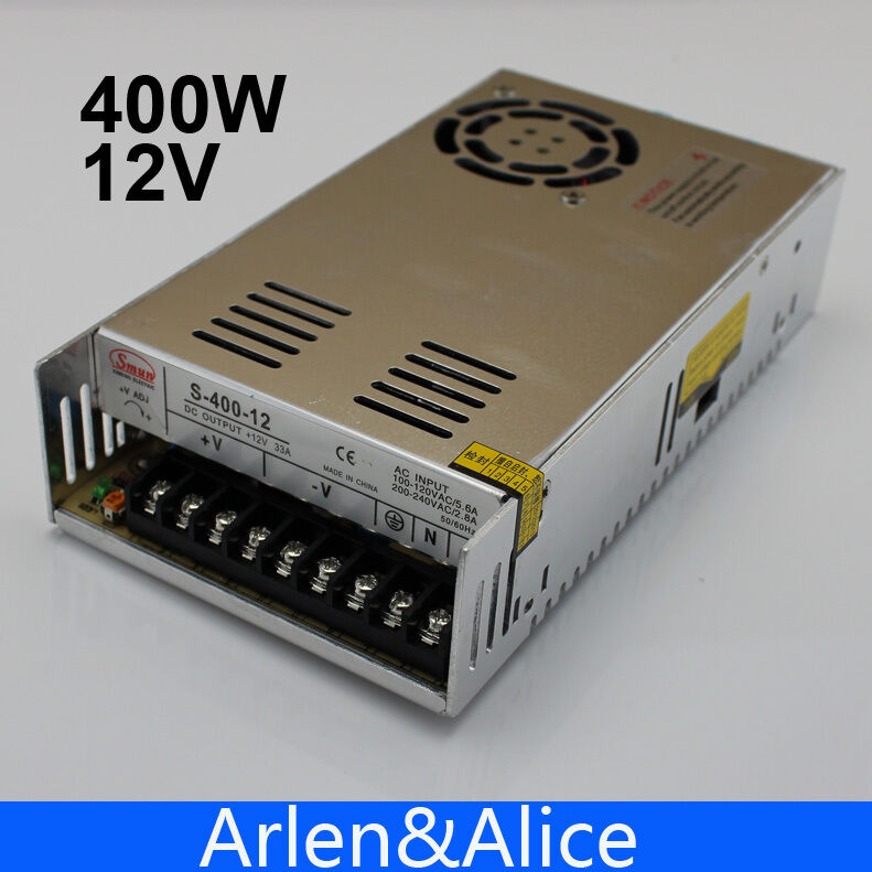 400w Single Output Power Supply Led Sign Light Smps 12v 33a Circuit