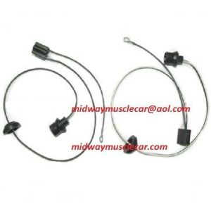 headlight bucket extension wiring harness 57 Chevy 150 210