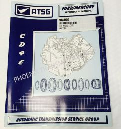 details about cd4e transmission atsg technical service and repair manual for ford [ 854 x 1000 Pixel ]