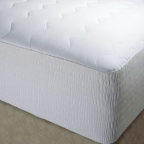 Beautyrest Luxury Pima 500tc Cotton Mattress Pad - Twin Full Queen Cal King Bed