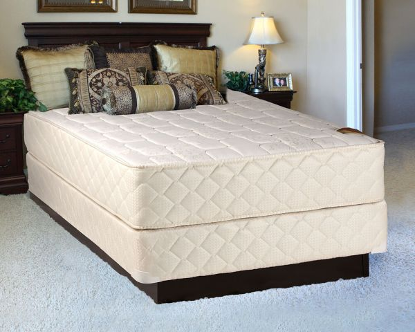 Grandeur Queen Size Mattress And Boxspring Set