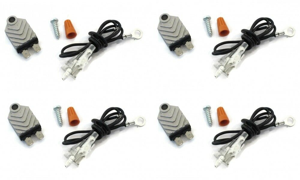 (4) ELECTRONIC TRANSISTORIZED IGNITION MODULE for Small