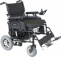Drive Medical Wildcat 450 Heavy Duty Folding Power Chair ...