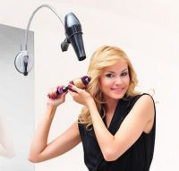 Hair Dryer Holder Adjustable Hands Free Stand Flexible ...