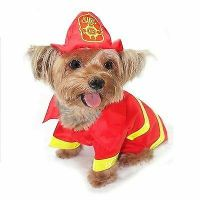 High Quality Dog Costume - FIREMAN COSTUMES - Dress Your ...