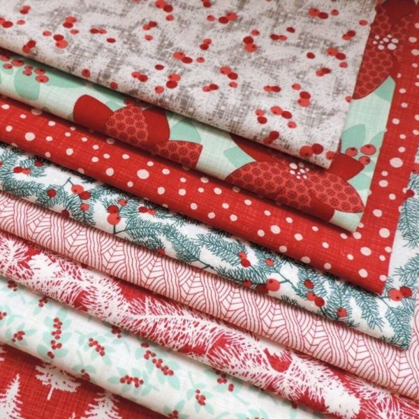 Moda Christmas Quilting Fabric