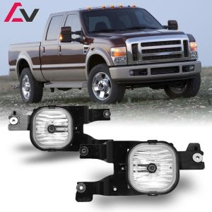 20082010 Ford F250 Super Duty Fog Lights Wiring Kit and