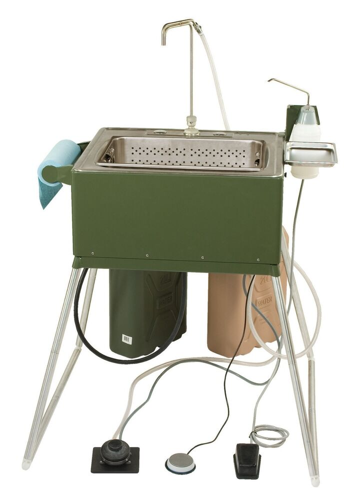 Portable camping sink on Shoppinder