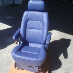 Boat Captains Chair Moon Ikea Motorhome Seat, For Bus Conversion Or Motor Home | Ebay