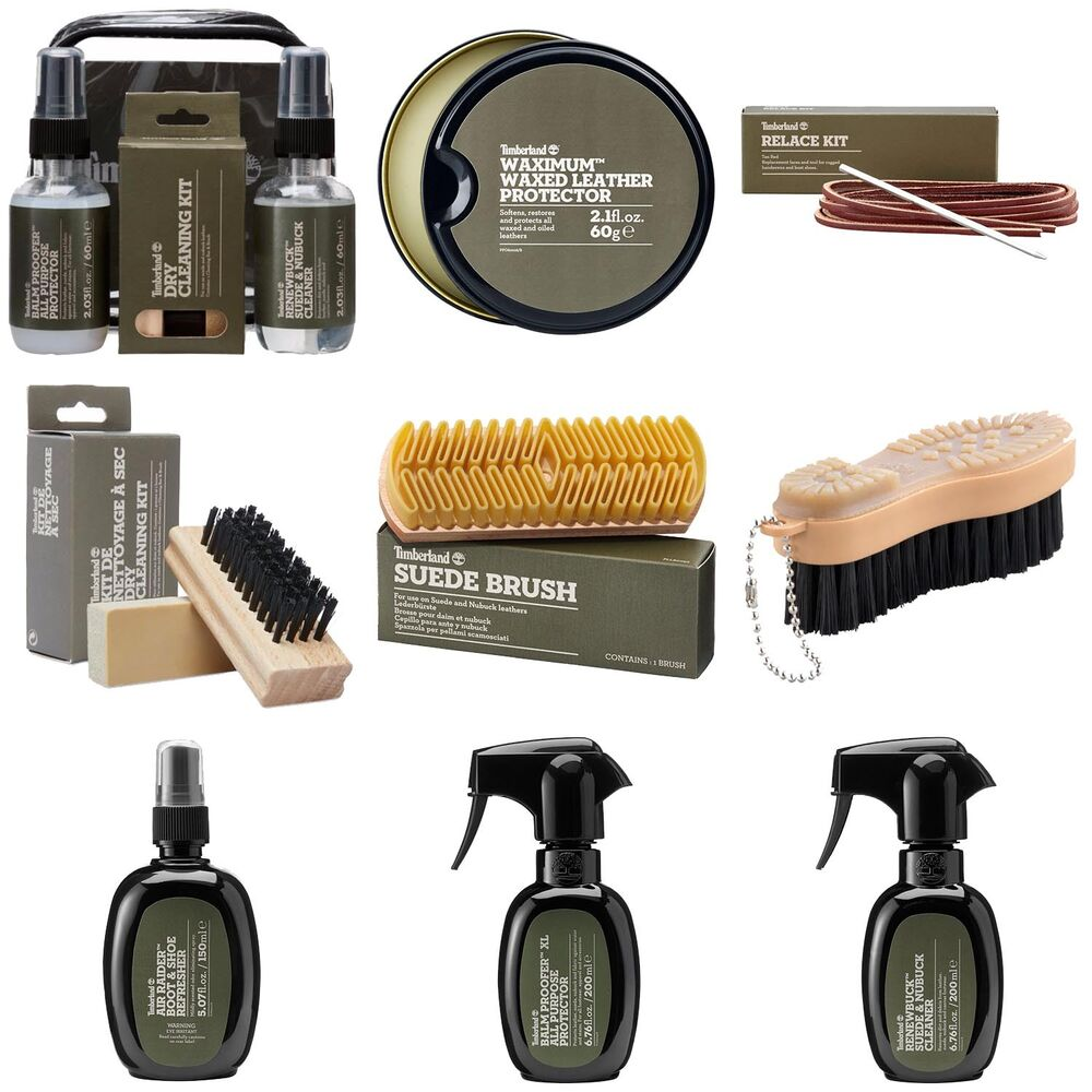 9ea801e36f Timberland Dry Cleaning Brush Kit For Nubuck Suede Canvas ...