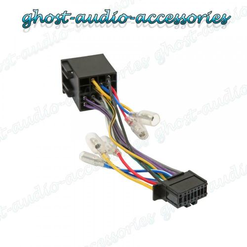 small resolution of pioneer 16 pin iso wiring harness connector adaptor car pioneer car stereo wiring diagram pioneer car