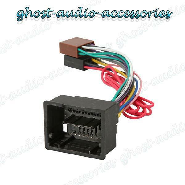 Radio Wiring Harness What Is An Iso Harness Radio Wiring Diagram