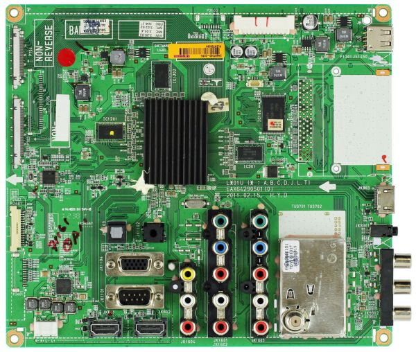 Lg Main Board - Year of Clean Water