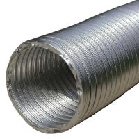 Flexible Aluminium Ducting Hose Round Ventilation Tube