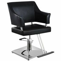 Barber Beauty Salon Equipment Hydraulic Hair Styling Chair ...