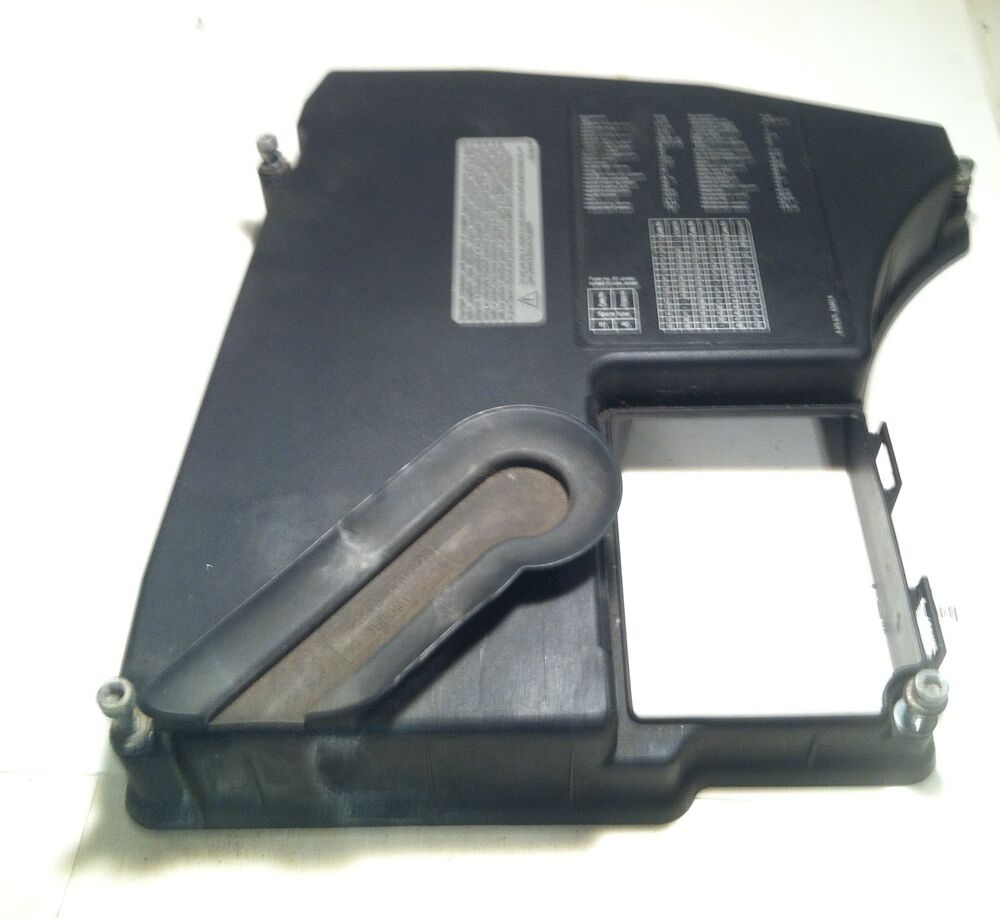 medium resolution of 1997 2001 bmw 740il e38 ecu fuse box panel cover under 1997 bmw 740il fuse diagram 1997 bmw 528i