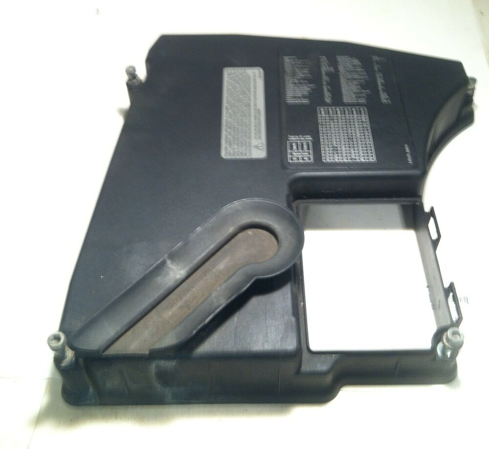 hight resolution of 1997 2001 bmw 740il e38 ecu fuse box panel cover under 1997 bmw 740il fuse diagram 1997 bmw 528i