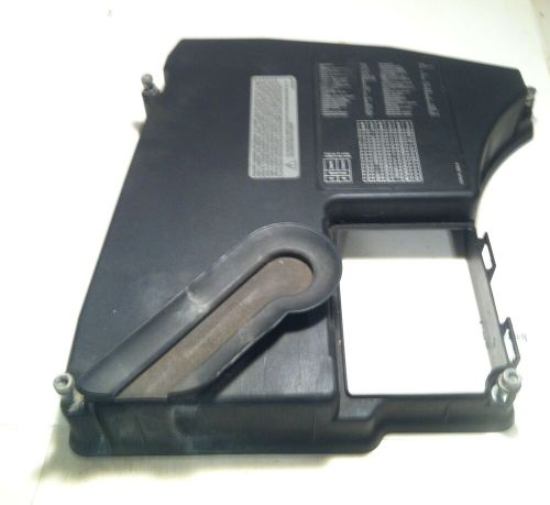 small resolution of 1997 2001 bmw 740il e38 ecu fuse box panel cover under 1997 bmw 740il fuse diagram 1997 bmw 528i